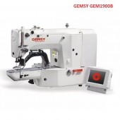 Gemsy GEM1900B-JH компьютерная закрепочная швейная машина