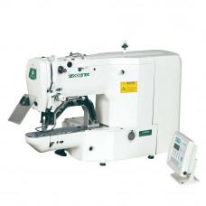 Zoje ZJ1900DSS-0604 Электронная закрепочная швейная машина (поле 40*60 мм)