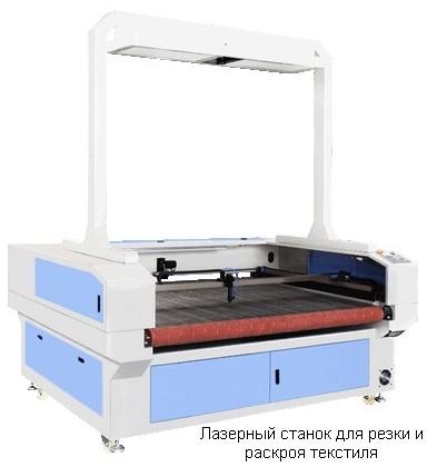 Лазерный станок для ткани
