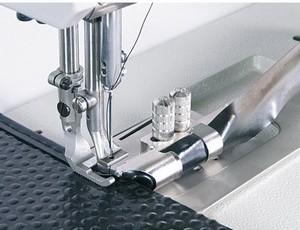швейная машина с тройным продвижением